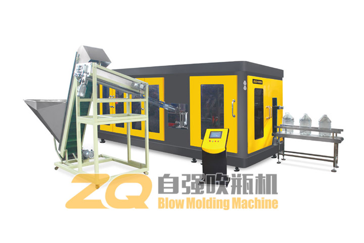 Fully-automatic 20 Ltr PET bottle making machine